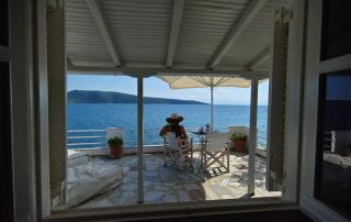 Fishermans Cottage - Veranda