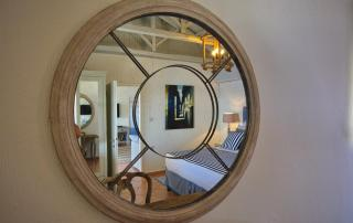 Fishermans Cottage - Bedrooms Mirror
