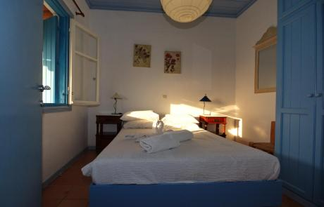 Limani House - Master Bedroom 2