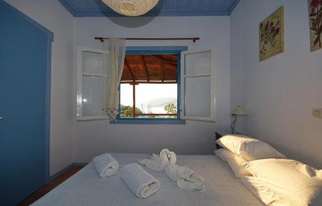 Limani House - Master Bedroom