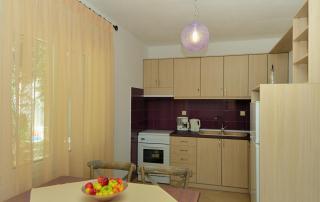 Myrtilos Cottage - Kitchen