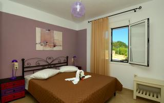 Myrtilos Cottage - Bedroom