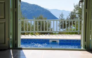 Villa Aquilo - Pool And View