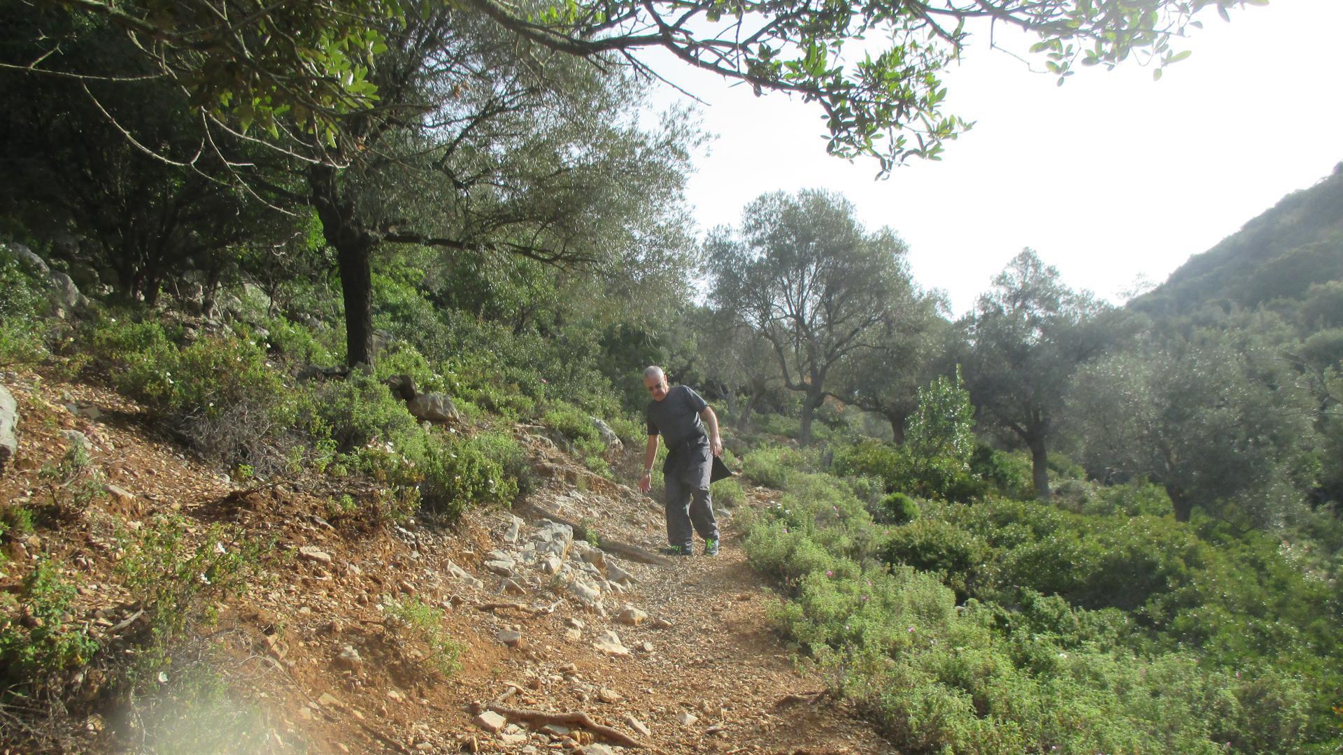 Walking Tour: Megalo Horafi – Megali Ammos 04