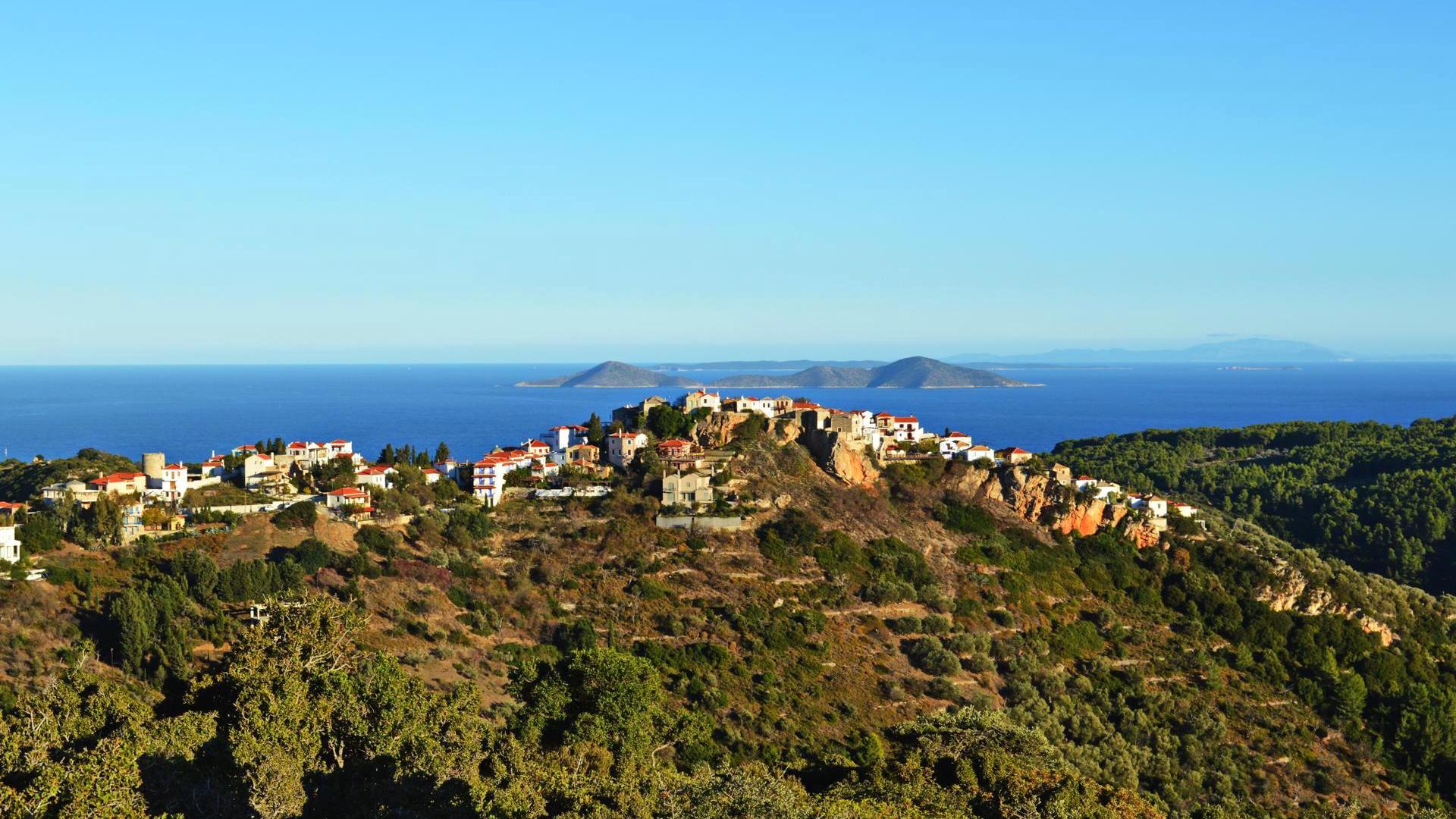 Walking Tour: Patitiri - Old Town - Kalovoulos - Micros Mourtias 01