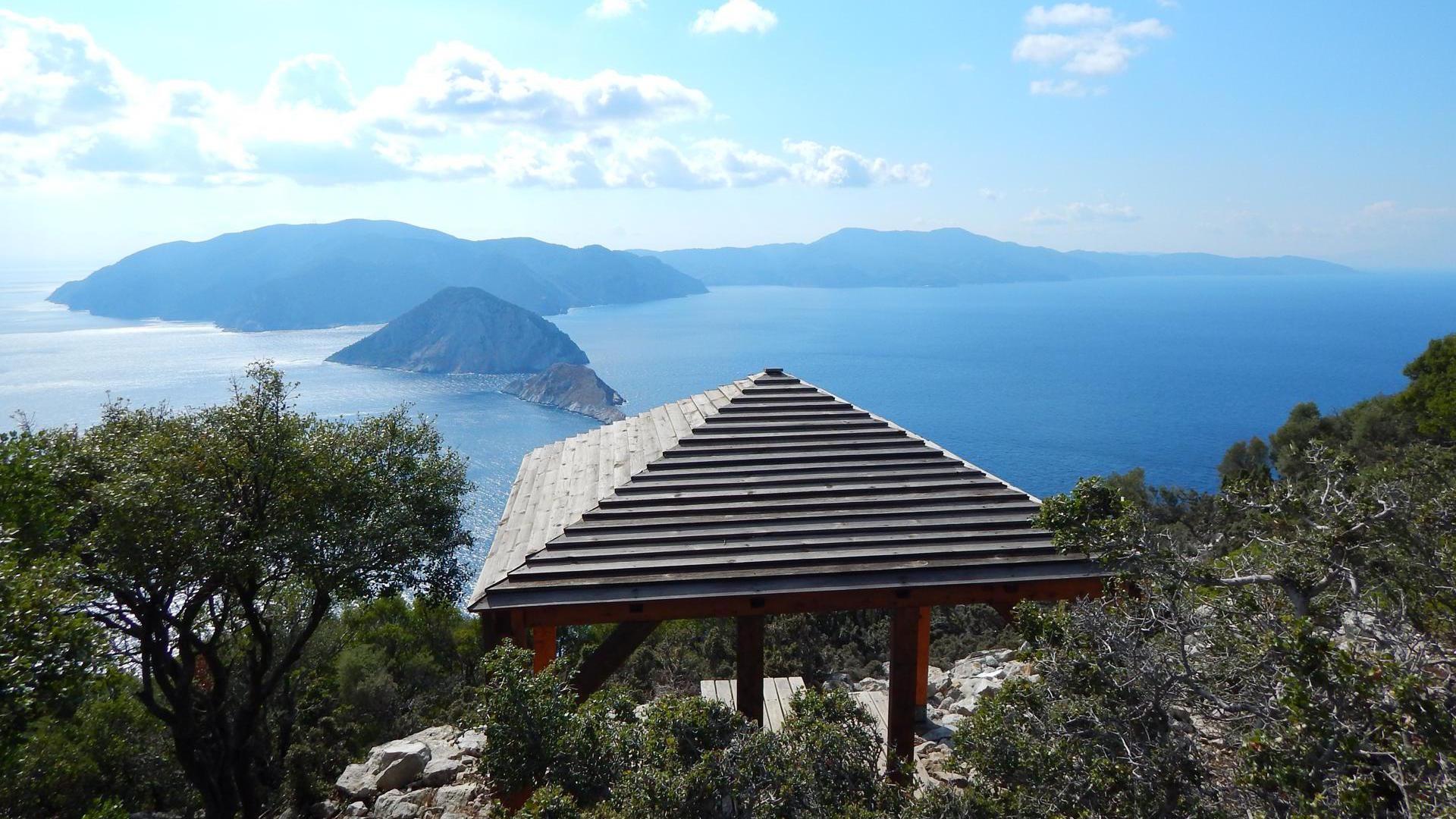 Walking Tour: Patitiri - Old Town - Kalovoulos - Micros Mourtias 02