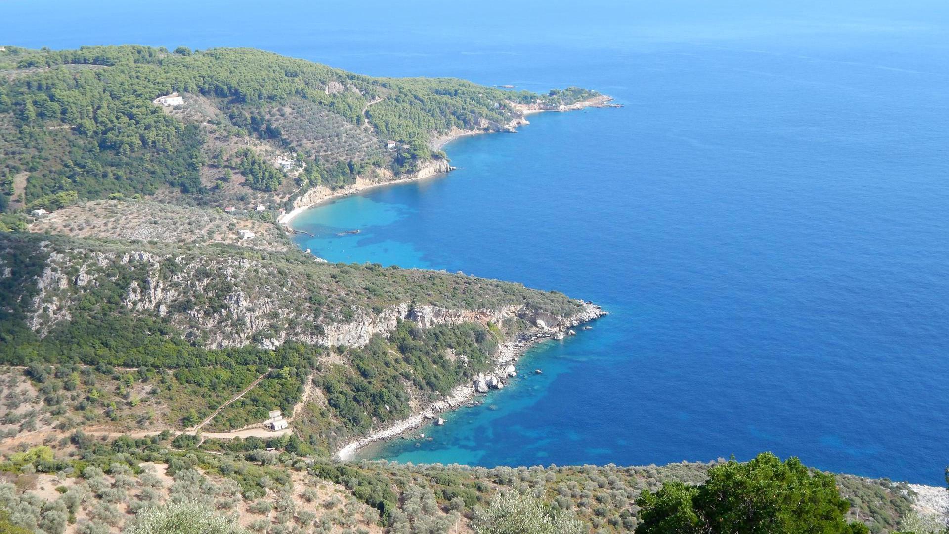 Walking Tour: Patitiri - Old Town - Kalovoulos - Micros Mourtias 03
