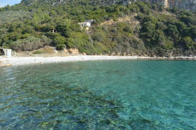 Mikros Mourtias Beach