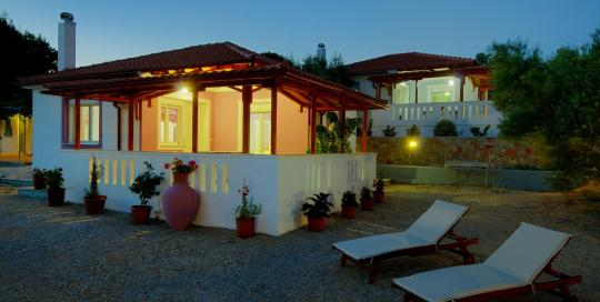 Myrtilos Cottage - Outside View 2