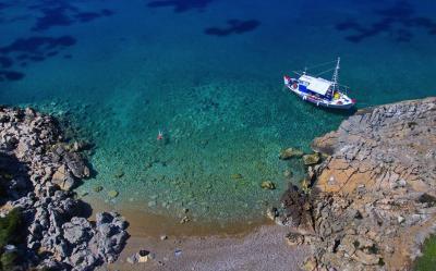 Tourkoneri Beach