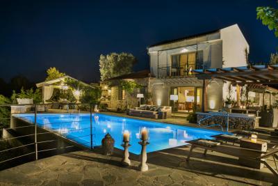 Villa Paparouna - Outside View 1