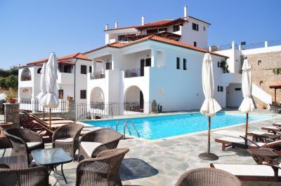 Yalis Hotel - Outside View 1