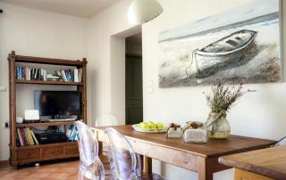 Villa Paparouna - Ground Floor - Dining Area