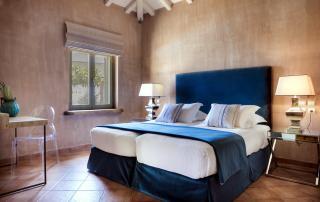 Villa Paparouna - Ground Floor - Bedroom