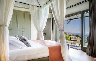 Villa Paparouna - First Floor - Master Bedroom