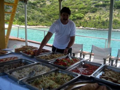 Planitis Cruises - Buffet