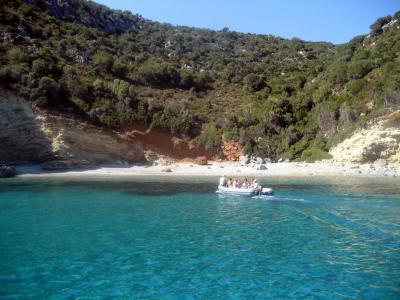 Planitis Cruises - Ladadika Beach