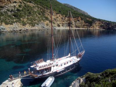 Planitis Cruises - Planitis Boat